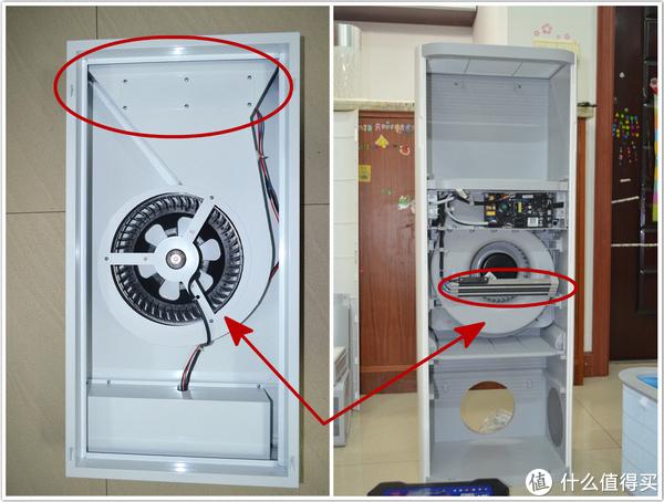 小米新风机评测的补充,关于辅热功耗,和辅热对风机的影响