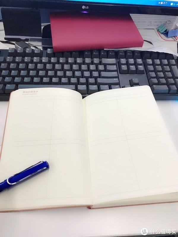 返璞归真,4本笔记本的简单评测
