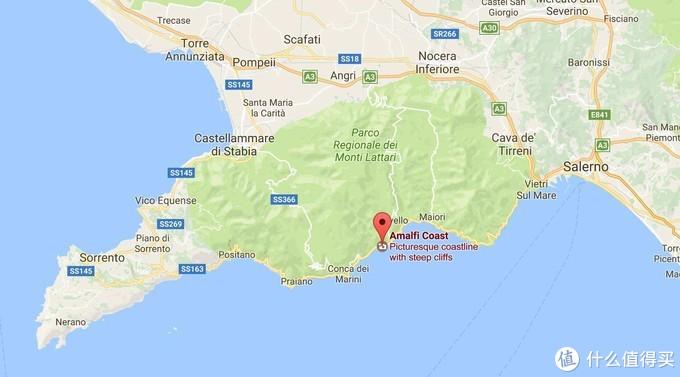 """意大利超美海岸线,被《国家地理》评为""""人生50个必到之地"""",一年四季都美美美!"""