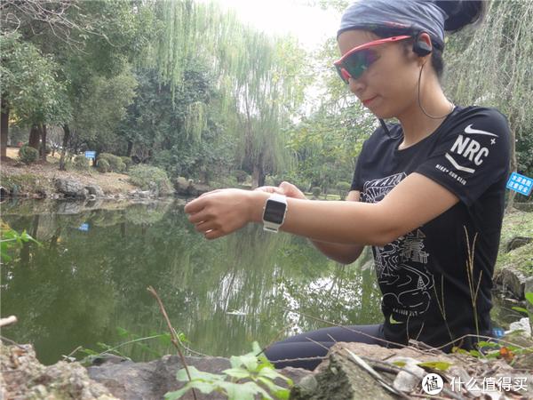 时尚、运动、智能iwown埃微 P1C能量手表(青春版)
