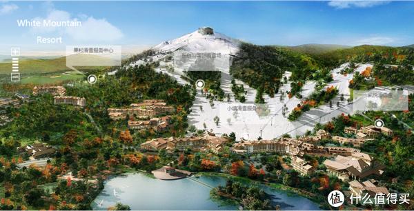 雪场主要有两个:果松雪场、长白山国际雪场