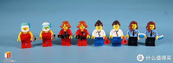 Who am I?——LEGO 40161 开箱小品