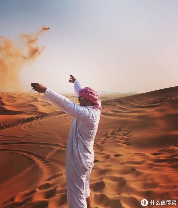 全小时。中途会在比较高的沙坡上休息,这个时候是拍照的最佳时机啦