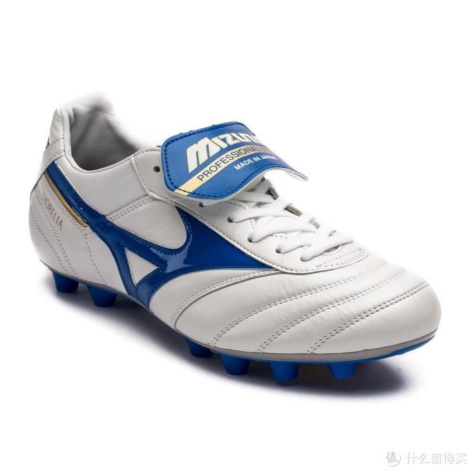 经典再回首:Mizuno 美津浓 推出 全新配色款 Morelia II 日产版 足球鞋