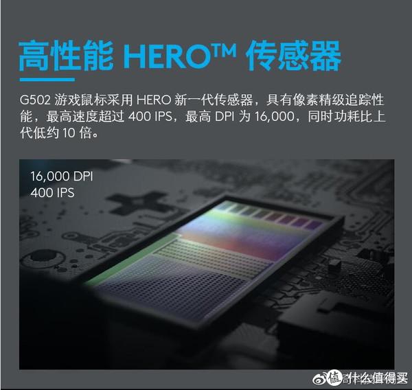 升级传感器强行续命?罗技G502 HERO评测