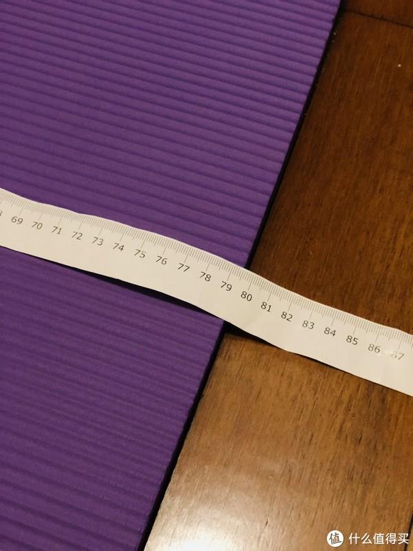 礼品兑换--轻松携带,李宁初学者瑜伽垫晒单