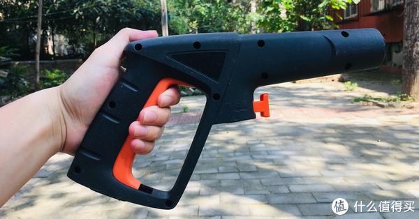 橘色部分整体都是扳机