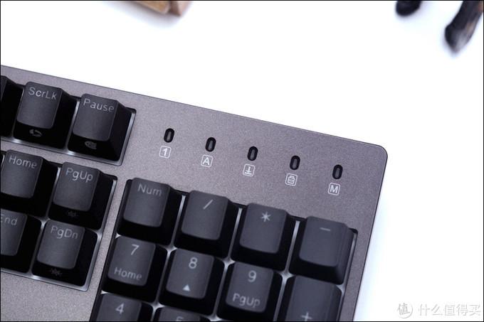 细节不错、灯光很好看,杜伽K310 Nebula机械键盘开箱