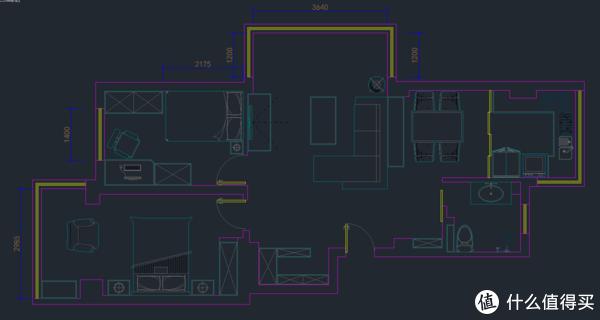 用心设计自己家,给你一个参考装修案例