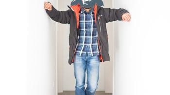 睿坡 Resolution QDN-60 男士羽绒服使用总结(容量|保暖|做工|价格)