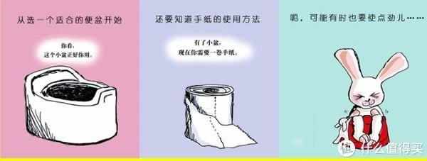 纸尿裤拜拜—讲讲三天脱掉纸尿裤的小妮妮看过的如厕训练绘本