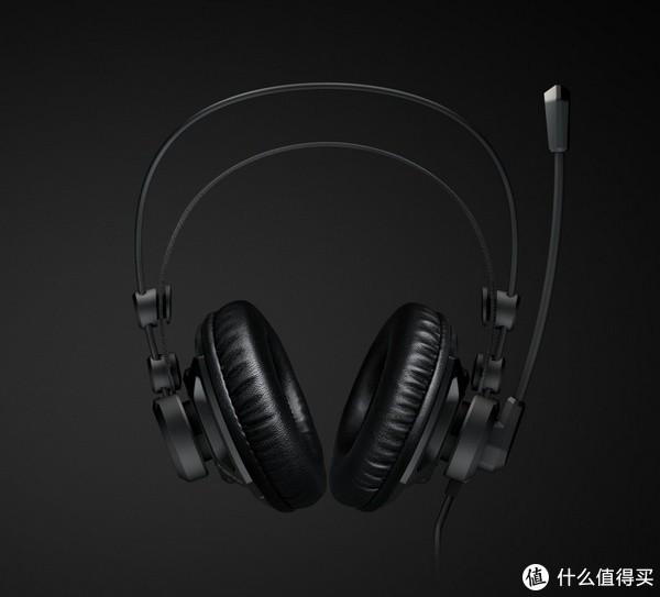 录音室级音质、佩戴舒适:ROCCAT 冰豹 发布 Renga Boost 监听级游戏耳机
