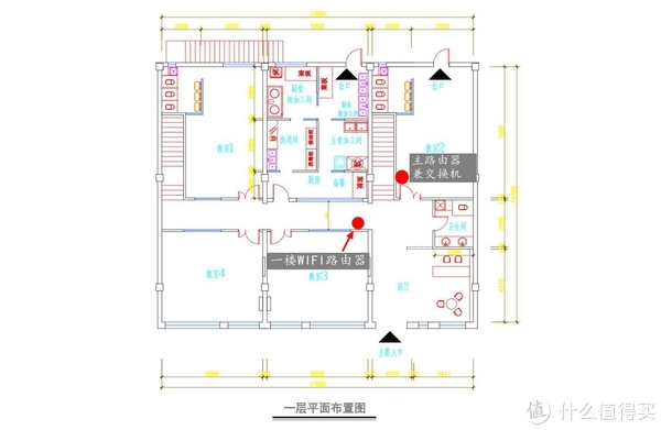 Mesh分布式路由器大面积组网——领势LINKSYS VELOP AC3900路由器