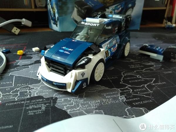 福特、福特,又见福特—LEGO 乐高 超级赛车系列 75885 开箱