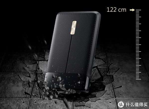 三防特性:Apacer 宇瞻 发布 AC731 三防移动硬盘