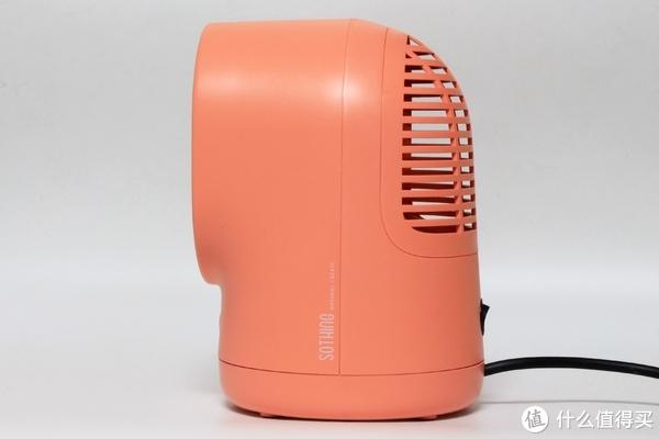 有设计感的东西永远不会缺席---向物呆呆暖风开箱