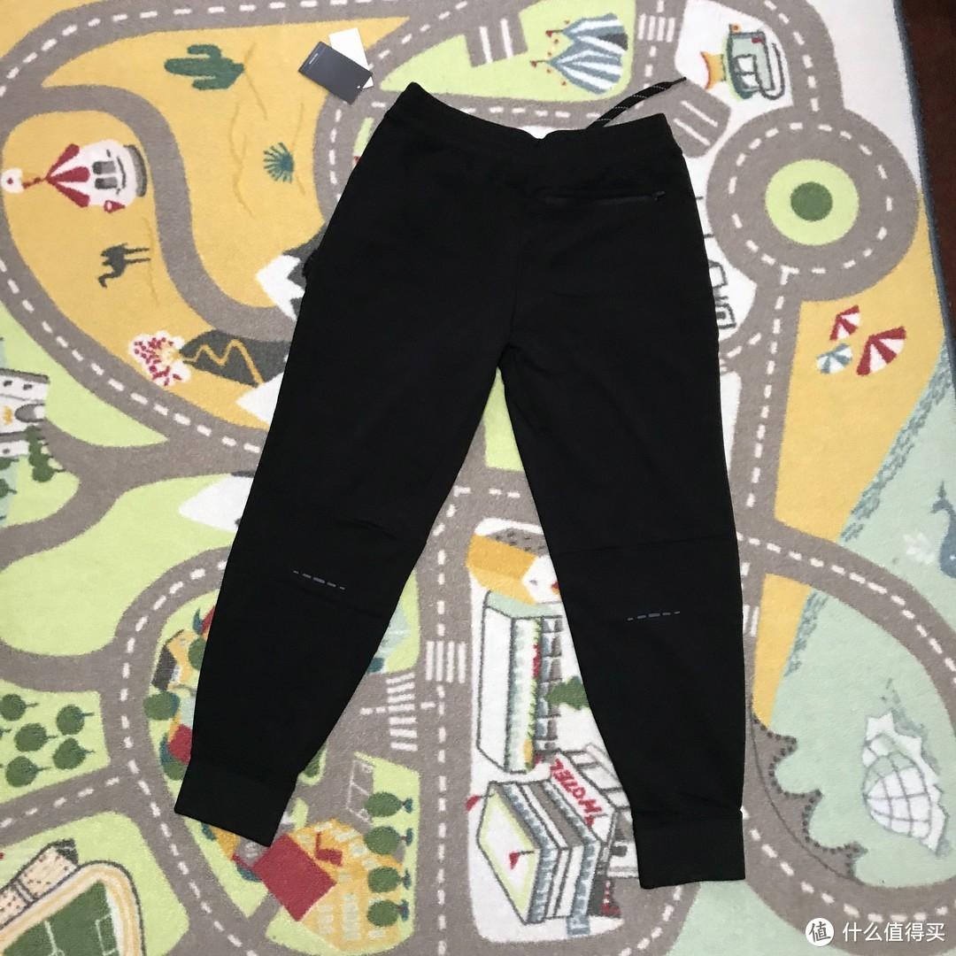 冬季运动热身好选择!Gap Fit系列抓绒束口运动裤