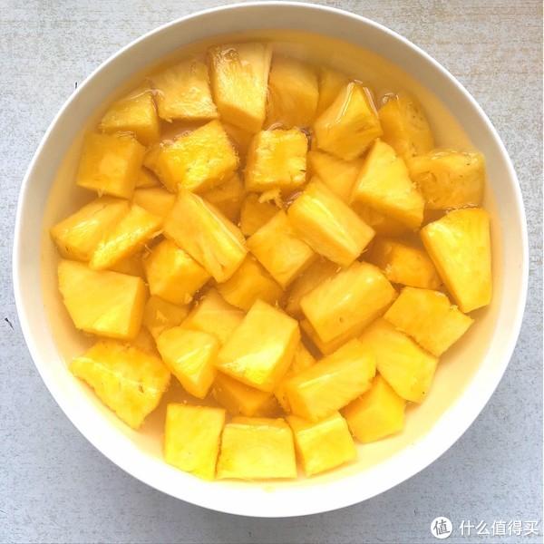 菠萝油条沙拉—吃过就忘不了