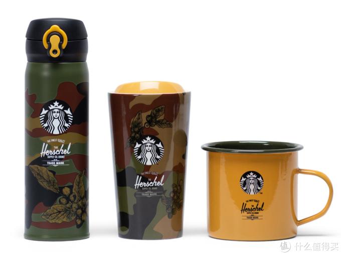 探寻咖啡源头之旅:STARBUCKS 星巴克中国 X Herschel Supply Co. 联名背包、保温杯等