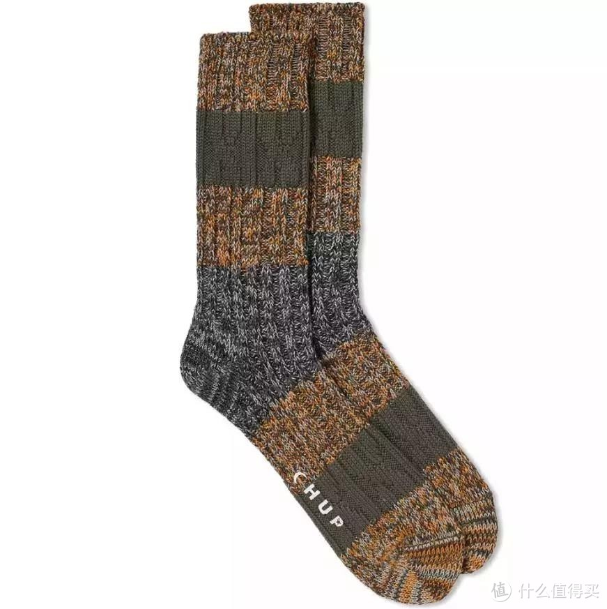 2cm的温暖细节,男士衣橱必备的秋冬好袜(含CHUP、Corgi等)