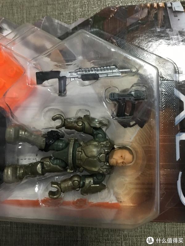 """玩具分享第四弹:光环里最佩服的""""腹肌""""中士"""