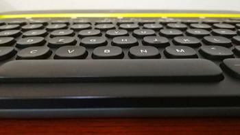 罗技 k480 蓝牙键盘使用体验(键帽|卡槽|电池)