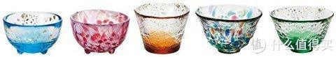 时光和美酒在四季中流转—石塚硝子 津轻玻璃杯礼盒五只装