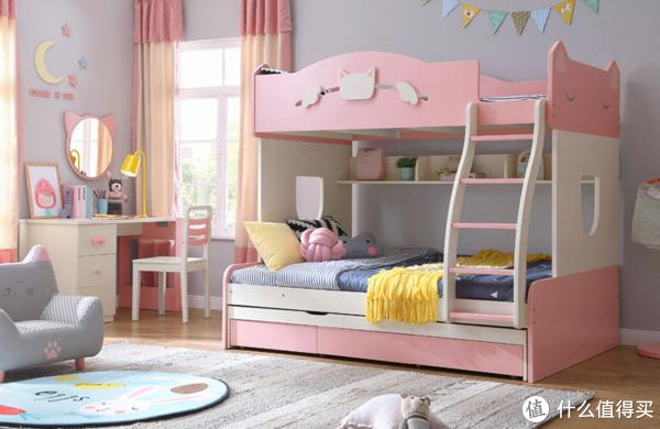 圆女儿的公主梦—儿童房改造