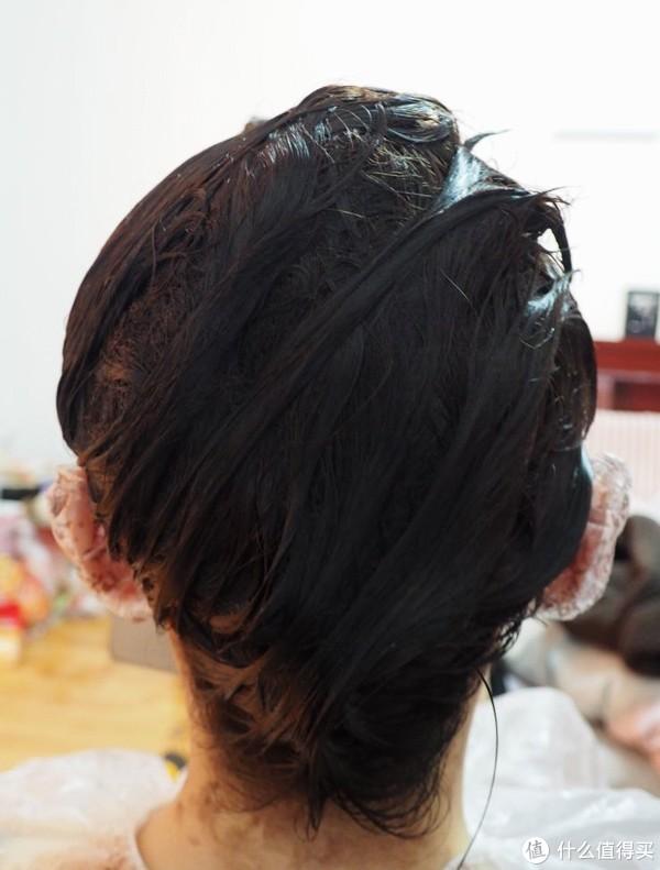 告别村口王师傅:施华蔻斐丽丝泡泡染发剂使用评测