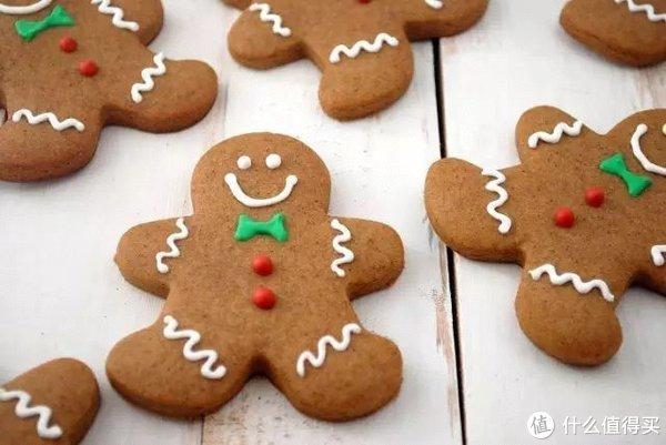 圣诞烘焙主题之圣诞姜饼