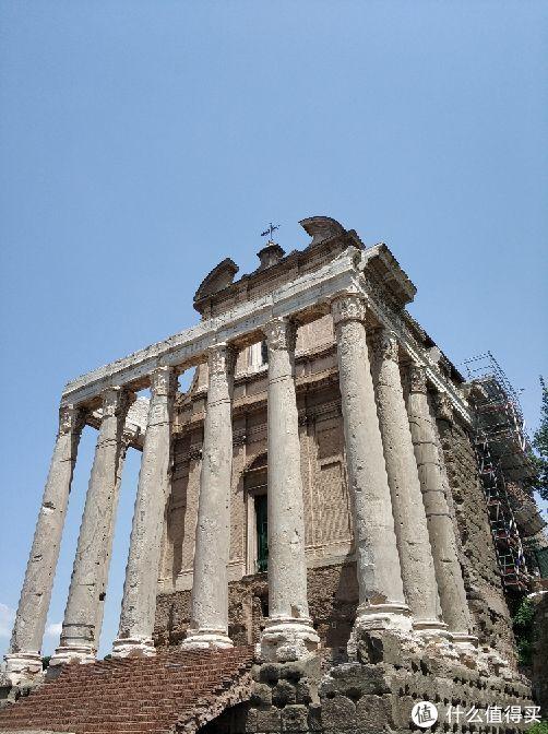 神庙和教堂二合一