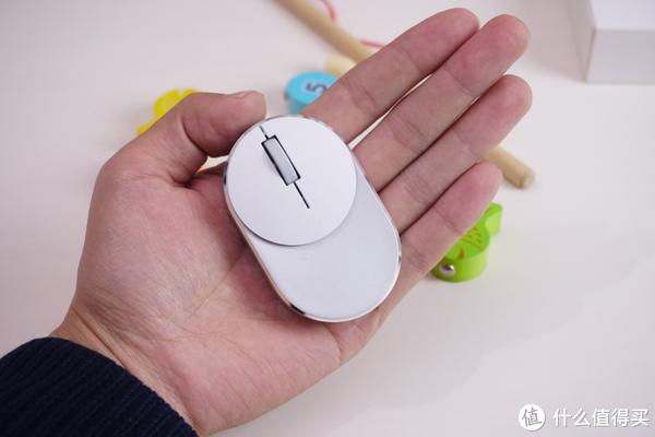 桌面小可爱  雷柏M600Mini多模鼠标小测