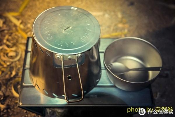 颜值高 做工精 效率好—小姜手作超轻酒精炉炊事系统体验(大帅出品)