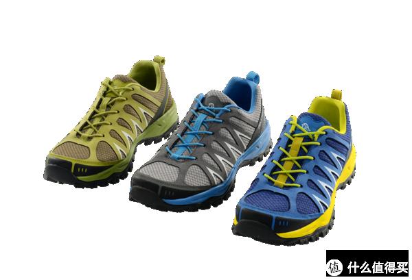 大部分的户外鞋颜值和舒适度都欠缺