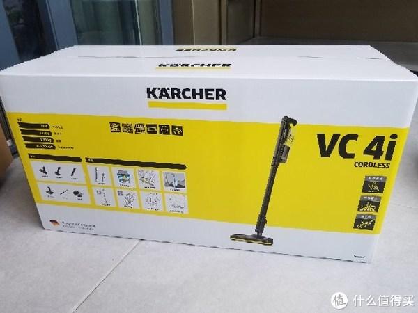 600元解决家庭矛盾,卡赫无线吸尘器开封体验