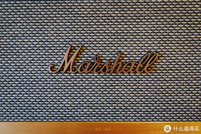 《到站秀》第228弹:Marshall 马歇尔 Acton II 蓝牙音箱