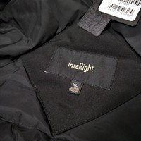 图书馆猿のINTERIGHT系列羽绒服使用总结(拉链 造型 优点 不足)