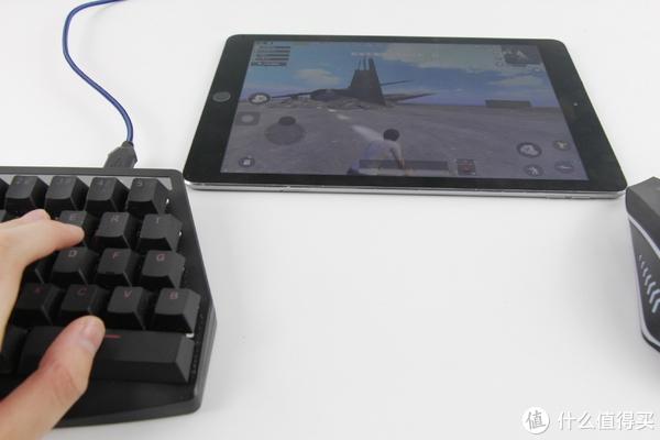 IOS也能轻松用键鼠,HandjoyS带来的手游外设革命