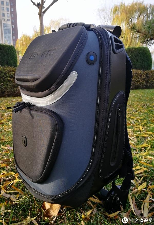 再没有比这更拉风的旅行箱,瑞士micro迈古米高滑板车旅行箱