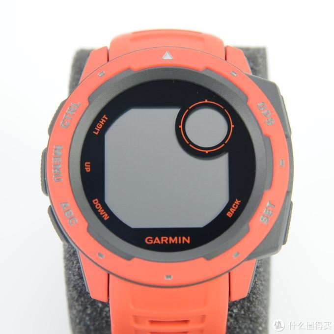 Garmin 佳明 Instinct 腕式户外GPS智能手表 消费众测报告