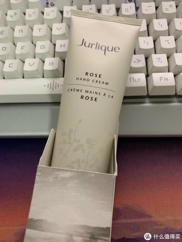 晒单Jurlique茱莉蔻护手霜——玫瑰味真香