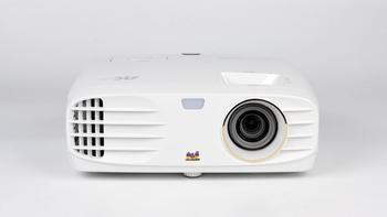 优派PX727-4K 投影机外观展示(体积|光源|屏幕)