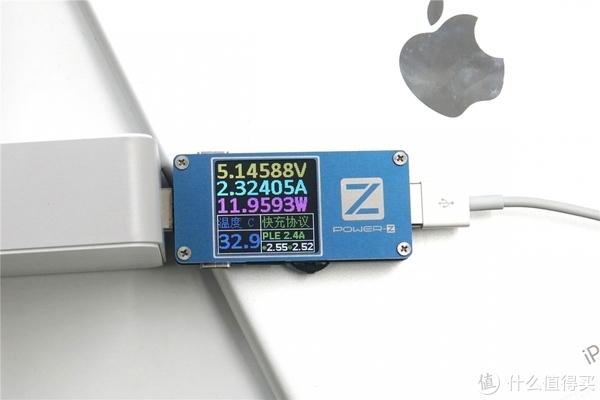 USB-C口支持30W PD输出,moshi ProGeo双口充电器99MO022116评测
