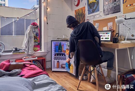 潮酷家电:你以为它是一个音响,实际上它是一台冰箱