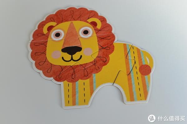 狮子。四片。