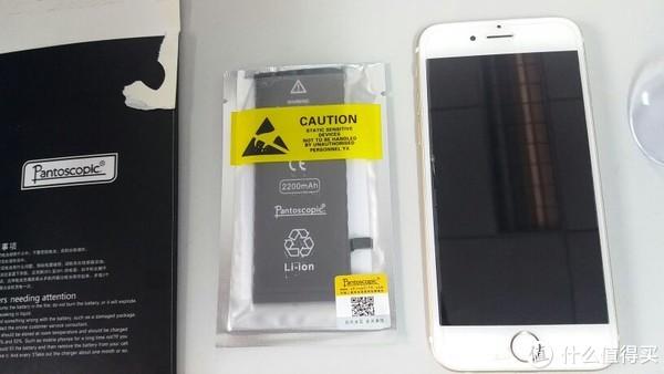 DIY系列:苹果6手机更换电池满血复活