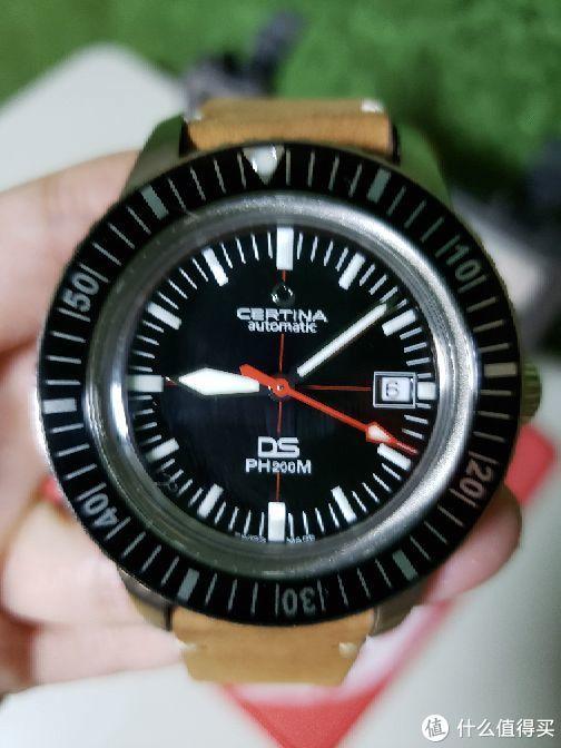 喜提—2018 限量版 雪铁纳 DS PH200M 男士手表