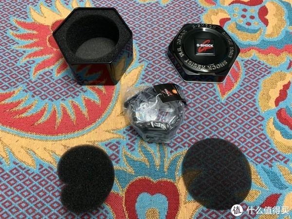 CASIO 卡西欧 G-SHOCK GW-M5610-1B 开箱