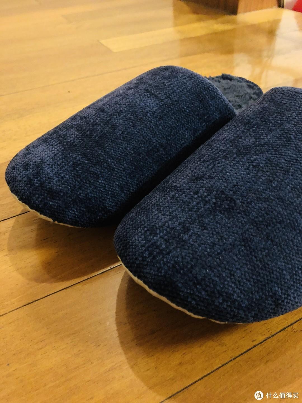这个冬季就靠你了:网易严选雪尼尔保暖家居男拖鞋晒单