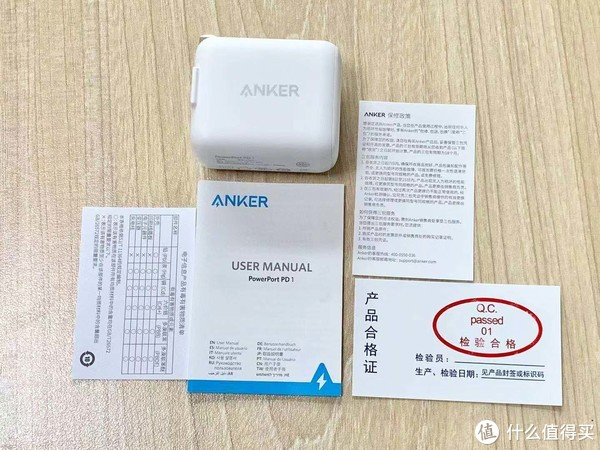 终于等到你,Anker 18W PD快充 开箱简评